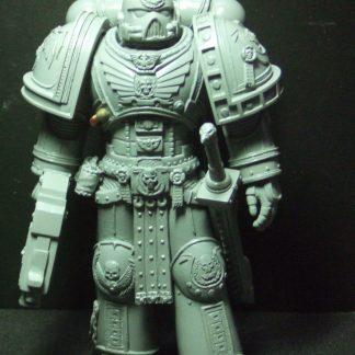 IMPERIAL SPACE MARINE (150mm) – M M – Miniatures Market